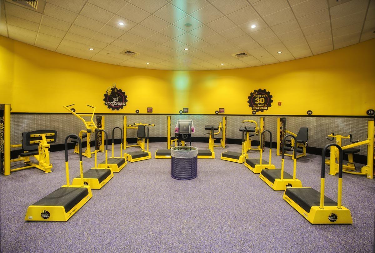 Planet Fitness Farragut – MTLC Building Group